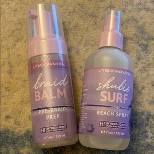 Beachwaver Shubie Surf Beach Spray & Braid Balm